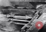 Image of steel sheet factory in World War 2 United States USA, 1943, second 30 stock footage video 65675031513