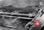 Image of steel sheet factory in World War 2 United States USA, 1943, second 31 stock footage video 65675031513