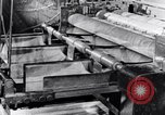 Image of steel sheet factory in World War 2 United States USA, 1943, second 35 stock footage video 65675031513