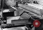 Image of steel sheet factory in World War 2 United States USA, 1943, second 36 stock footage video 65675031513