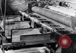 Image of steel sheet factory in World War 2 United States USA, 1943, second 37 stock footage video 65675031513