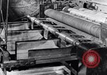 Image of steel sheet factory in World War 2 United States USA, 1943, second 38 stock footage video 65675031513