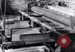 Image of steel sheet factory in World War 2 United States USA, 1943, second 42 stock footage video 65675031513