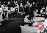 Image of steel sheet factory in World War 2 United States USA, 1943, second 45 stock footage video 65675031513