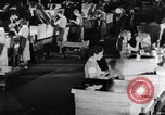 Image of steel sheet factory in World War 2 United States USA, 1943, second 46 stock footage video 65675031513