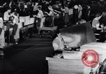 Image of steel sheet factory in World War 2 United States USA, 1943, second 47 stock footage video 65675031513