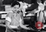 Image of steel sheet factory in World War 2 United States USA, 1943, second 51 stock footage video 65675031513