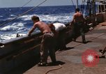 Image of Ocean survey operations Pacific ocean, 1963, second 19 stock footage video 65675031519