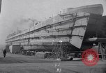 Image of Shipyard United States USA, 1940, second 2 stock footage video 65675031524