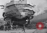 Image of Shipyard United States USA, 1940, second 29 stock footage video 65675031524