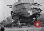 Image of Shipyard United States USA, 1940, second 32 stock footage video 65675031524
