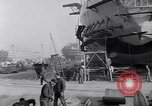 Image of Shipyard United States USA, 1940, second 37 stock footage video 65675031524