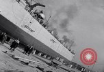 Image of Shipyard United States USA, 1940, second 39 stock footage video 65675031524