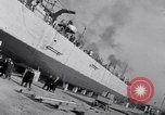 Image of Shipyard United States USA, 1940, second 40 stock footage video 65675031524