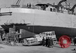 Image of Shipyard United States USA, 1940, second 44 stock footage video 65675031524