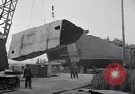 Image of Shipyard United States USA, 1940, second 54 stock footage video 65675031524