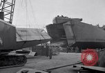 Image of Shipyard United States USA, 1940, second 57 stock footage video 65675031524
