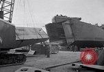 Image of Shipyard United States USA, 1940, second 58 stock footage video 65675031524