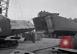Image of Shipyard United States USA, 1940, second 60 stock footage video 65675031524