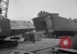 Image of Shipyard United States USA, 1940, second 61 stock footage video 65675031524