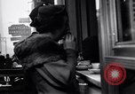 Image of Quick lunches in New York City New York City USA, 1939, second 2 stock footage video 65675031540