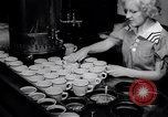 Image of Quick lunches in New York City New York City USA, 1939, second 9 stock footage video 65675031540