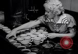 Image of Quick lunches in New York City New York City USA, 1939, second 13 stock footage video 65675031540