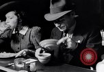 Image of Quick lunches in New York City New York City USA, 1939, second 19 stock footage video 65675031540