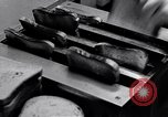 Image of Quick lunches in New York City New York City USA, 1939, second 26 stock footage video 65675031540