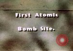 Image of Holloman Air Force Base Alamogordo New Mexico USA, 1945, second 1 stock footage video 65675031542