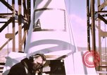Image of V-2 rocket Alamogordo New Mexico USA, 1945, second 9 stock footage video 65675031546