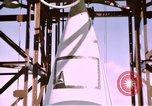 Image of V-2 rocket Alamogordo New Mexico USA, 1945, second 11 stock footage video 65675031546