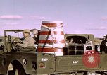 Image of V-2 rocket Alamogordo New Mexico USA, 1945, second 13 stock footage video 65675031546