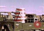 Image of V-2 rocket Alamogordo New Mexico USA, 1945, second 14 stock footage video 65675031546