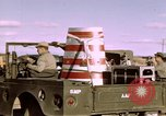 Image of V-2 rocket Alamogordo New Mexico USA, 1945, second 16 stock footage video 65675031546