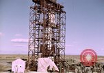 Image of V-2 rocket Alamogordo New Mexico USA, 1945, second 18 stock footage video 65675031546