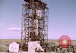 Image of V-2 rocket Alamogordo New Mexico USA, 1945, second 19 stock footage video 65675031546