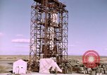 Image of V-2 rocket Alamogordo New Mexico USA, 1945, second 21 stock footage video 65675031546