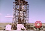Image of V-2 rocket Alamogordo New Mexico USA, 1945, second 22 stock footage video 65675031546