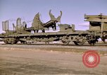 Image of V-2 rocket Alamogordo New Mexico USA, 1945, second 30 stock footage video 65675031546