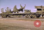 Image of V-2 rocket Alamogordo New Mexico USA, 1945, second 32 stock footage video 65675031546