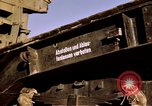 Image of V-2 rocket Alamogordo New Mexico USA, 1945, second 35 stock footage video 65675031546