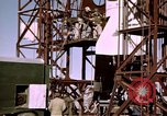 Image of V-2 rocket Alamogordo New Mexico USA, 1945, second 48 stock footage video 65675031546