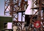 Image of V-2 rocket Alamogordo New Mexico USA, 1945, second 50 stock footage video 65675031546