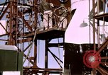 Image of V-2 rocket Alamogordo New Mexico USA, 1945, second 55 stock footage video 65675031546