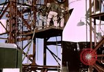 Image of V-2 rocket Alamogordo New Mexico USA, 1945, second 56 stock footage video 65675031546