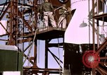 Image of V-2 rocket Alamogordo New Mexico USA, 1945, second 57 stock footage video 65675031546