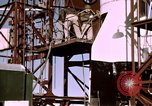 Image of V-2 rocket Alamogordo New Mexico USA, 1945, second 59 stock footage video 65675031546