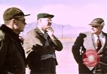 Image of V-2 rocket New Mexico United States USA, 1945, second 14 stock footage video 65675031550