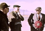 Image of V-2 rocket New Mexico United States USA, 1945, second 15 stock footage video 65675031550